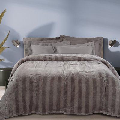 Κουβέρτα Fleece Υπέρδιπλη 0465 Das Home