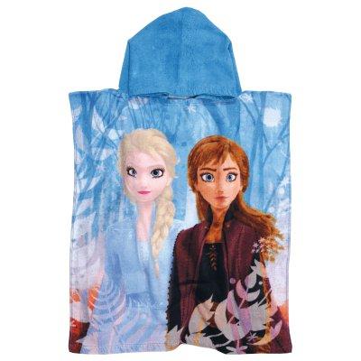 Παιδικό Πόντσο Θαλάσσης Frozen 5840 Das Kids
