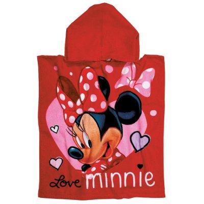 Παιδικό Πόντσο Θαλάσσης Minnie 5842 Das Kids