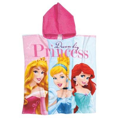 Παιδικό Πόντσο Θαλάσσης Princess 5837 Das Kids