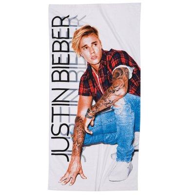 Παιδική Πετσέτα Θαλάσσης Justin Bieber 5806 Das Kids