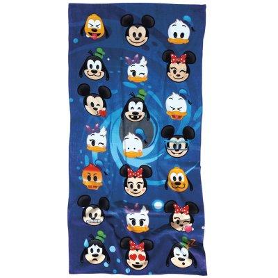 Παιδική Πετσέτα Θαλάσσης Disney Emoji 5820 Das Kids