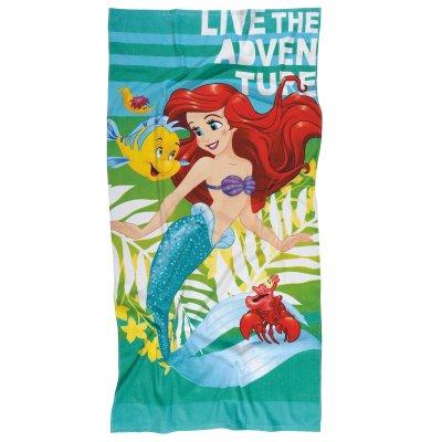 Παιδική Πετσέτα Θαλάσσης Ariel 5833 Das Kids
