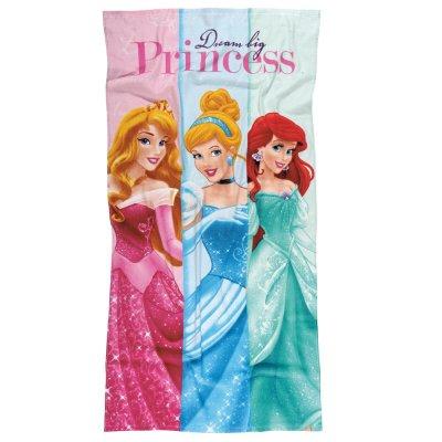 Παιδική Πετσέτα Θαλάσσης Princess 5834 Das Kids