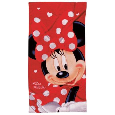 Παιδική Πετσέτα Θαλάσσης Minnie 5845 Das Kids
