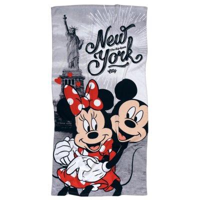Παιδική Πετσέτα Θαλάσσης Mickey In NY 5846 Das Kids