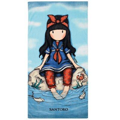 Παιδική Πετσέτα Θαλάσσης Santoro 5807 Das Kids