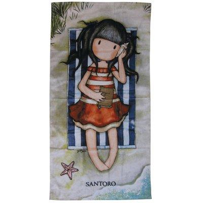 Παιδική Πετσέτα Θαλάσσης Santoro 5809 Das Kids