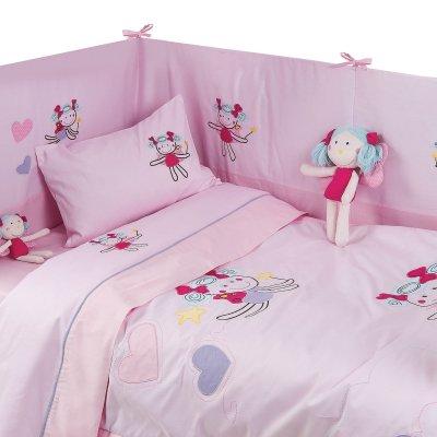 Σετ Κουβερλί Κούνιας Dream 6281 Das Kids
