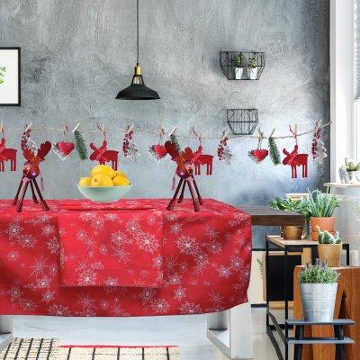 Χριστουγεννιάτικη Τραβέρσα 0553 Das Home