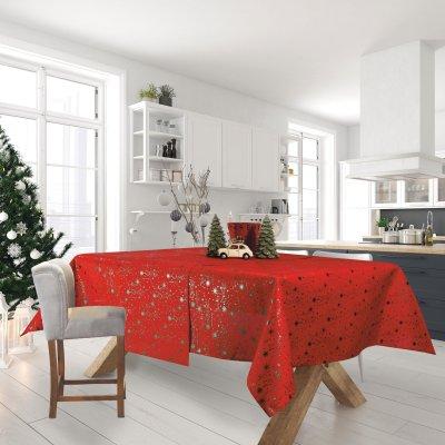 Χριστουγεννιάτικο Τραπεζομάντηλο (140x220) 0574 Das Home