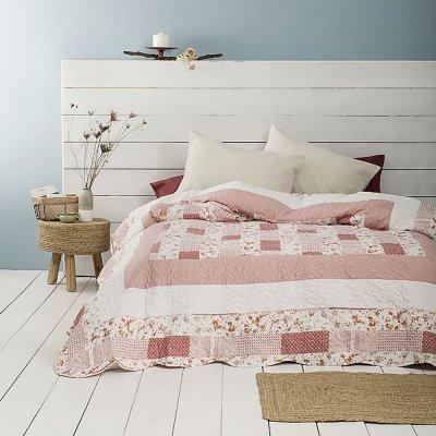 Κουβερλί Μονό Pink Paradise Nima Home