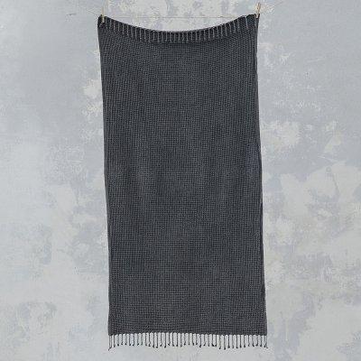 Πετσέτα-Παρεό Θαλάσσης Character Black Nima Home