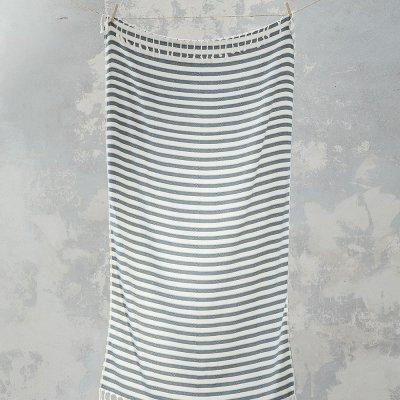 Πετσέτα-Παρεό Θαλάσσης Assort Denim Nima Home
