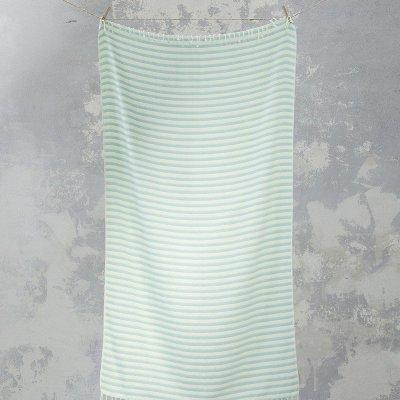 Πετσέτα-Παρεό Θαλάσσης Assort Mint Nima Home