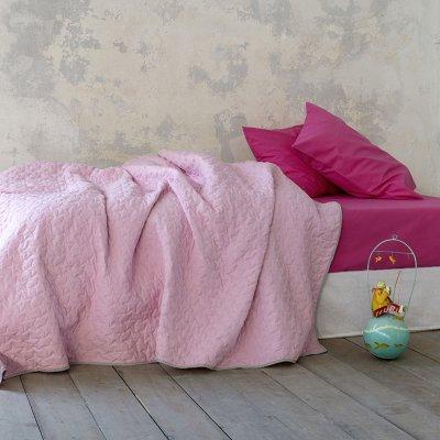 Κουβερλί Μονό Tuggle Pink Nima Kids