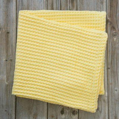 Παιδική Πετσέτα Θαλάσσης Dank Yellow Nima Kids