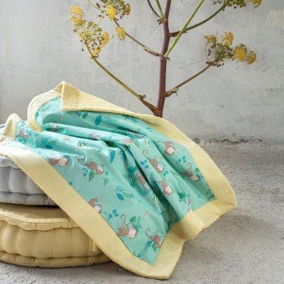 Παιδική Πετσέτα Θαλάσσης Affe Nima Kids