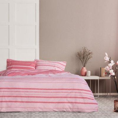 Κουβερλί Μονό Kilim Pink Kocoon