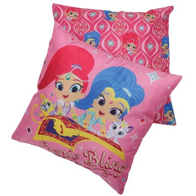 Διακοσμητικό Μαξιλάρι Shimmer & Shine 5501 Das Kids