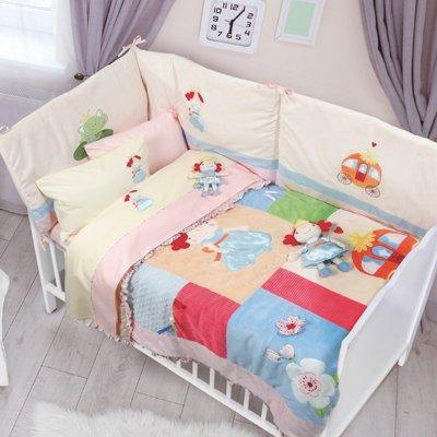 Σετ Σεντόνια Κούνιας Dream 6511 Das Kids