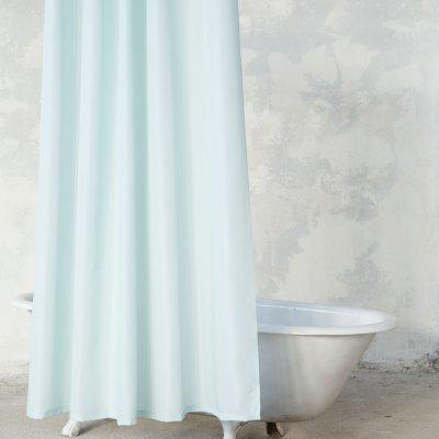 Κουρτίνα Μπάνιου (180x180) Essential Mint Nima Home