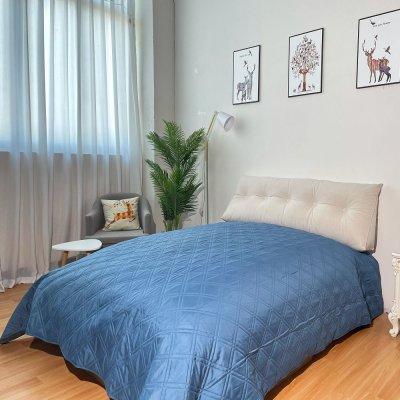 Κουβερλί Μονό Elegance K6 Denim/Blue Adam Home
