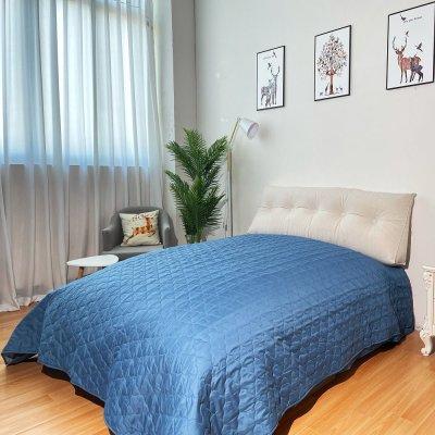 Κουβερλί Μονό Elegance K7 Denim/Blue Adam Home