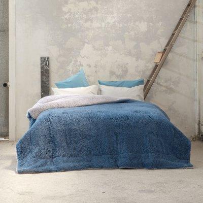 Κουβερτοπάπλωμα Μονό Melt Mint/Blue Nima Home
