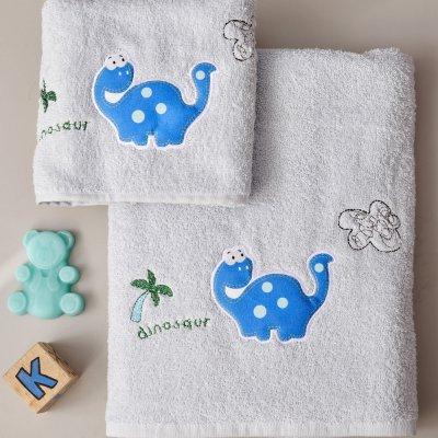Σετ Πετσέτες Παιδικές (2τμχ) Palm Palamaiki