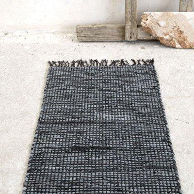 Χαλάκι (60x130 Rien Black Nima Home