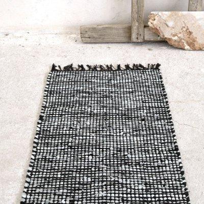 Χαλάκι (60x130) Rien Gray Nima Home