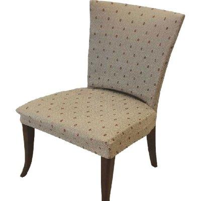 Κάλυμμα Καρέκλας Εκρού Με Σχέδιο Κεραμιδί Ariete Home