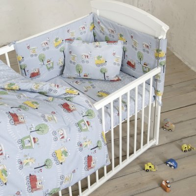 Πάπλωμα Κούνιας Baby Express Nima Kids
