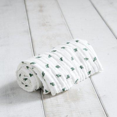 Κουβέρτα Πικέ Κούνιας Boo Nima Kids