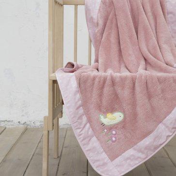 Κουβέρτα Fleece Κούνιας Cuckoo Nima Kids