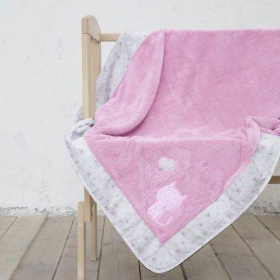 Κουβέρτα Fleece Κούνιας Kitten Nima Kids