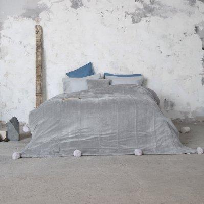 Κουβερτοπάπλωμα Υπέρδιπλο Agile Gray Nima Home