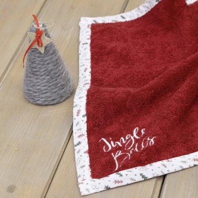 Πετσέτα Κουζίνας Pinecone Red Nima Home