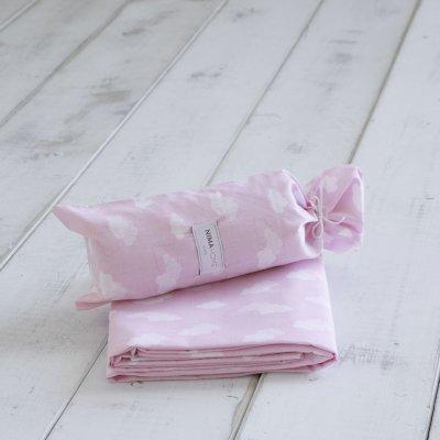 Σεντόνι Μονό Nuage Pink Nima Kids