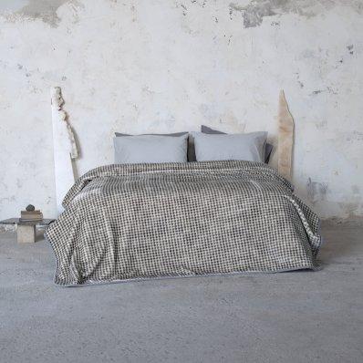 Κουβέρτα Βελουτέ Μονή Dash Nima Home