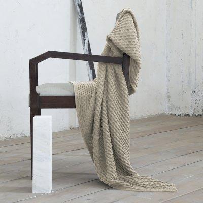 Κουβέρτα - Ριχτάρι Καναπέ Ribbon Linen Nima Home