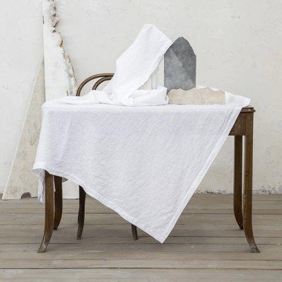 Σετ Σουπλά (2τμχ) Linho White Nima Home