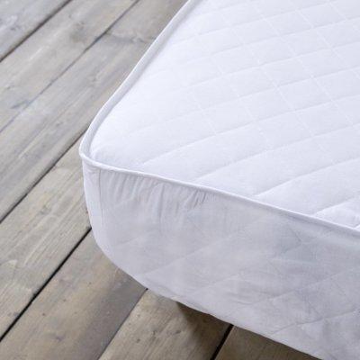 Κάλυμμα Στρώματος Καπιτονέ Ημίδιπλο Abbraccio Με Φούστα Καπιτονέ Nima Home