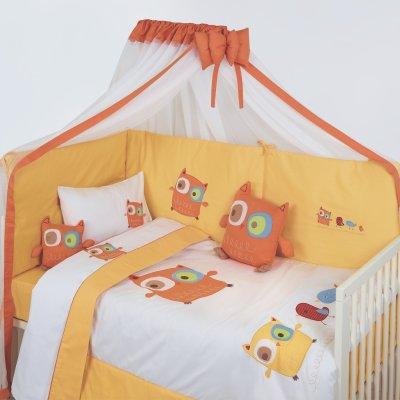 Σετ Παπλωματοθήκη Κούνιας Dream 6212 Das Kids