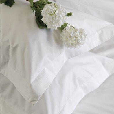Μαξιλαροθήκη White Plain Palamaiki