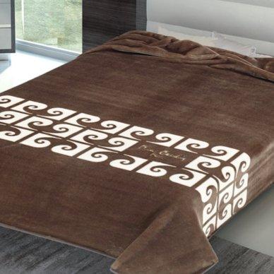Κουβέρτα Βελουτέ Υπέρδιπλη Nancy 550/7 Pierre Cardin