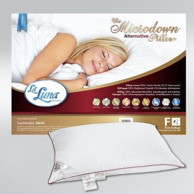 Μαξιλάρι Ύπνου Microdown Soft La Luna