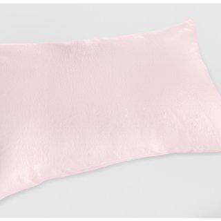 Κάλυμμα Μαξιλαριού Μακό Jersey Pink La Luna