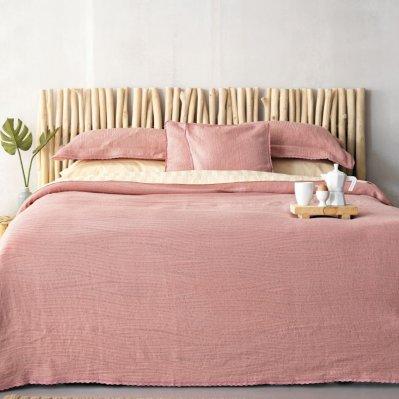 Κουβερτόριο Υπέρδιπλο 1099 Dark Pink Palamaiki